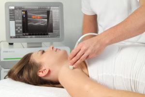 ESWT und Ultraschall