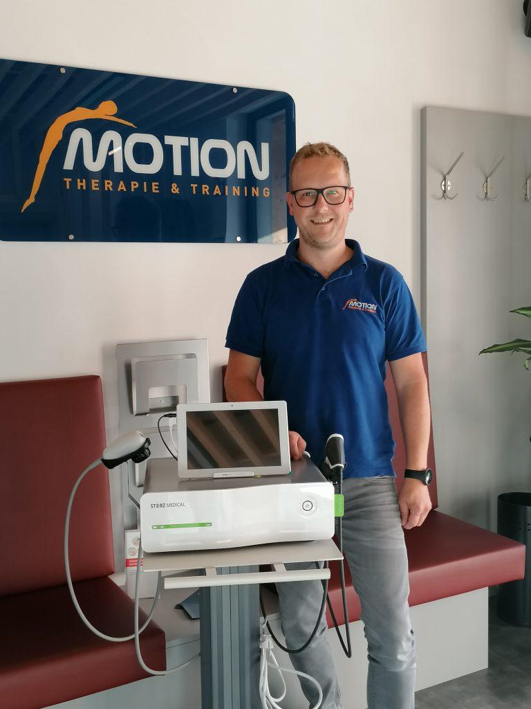 Motion Therapie Mark Kolk